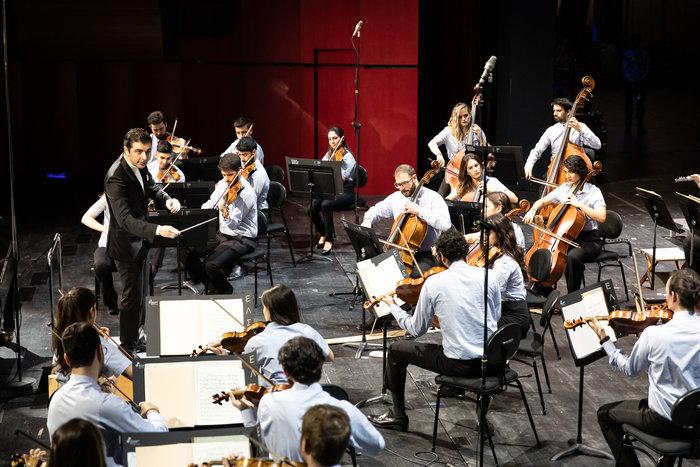 Ένας χρόνος ζωής για την καταπληκτική Συμφωνική Ορχήστρα Νέων