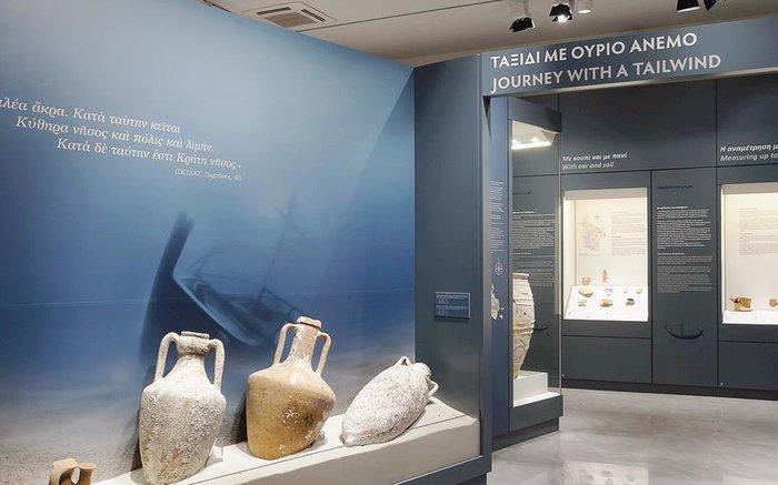 Επιστροφή στα Κύθηρα για τις πολύτιμες αρχαιότητες