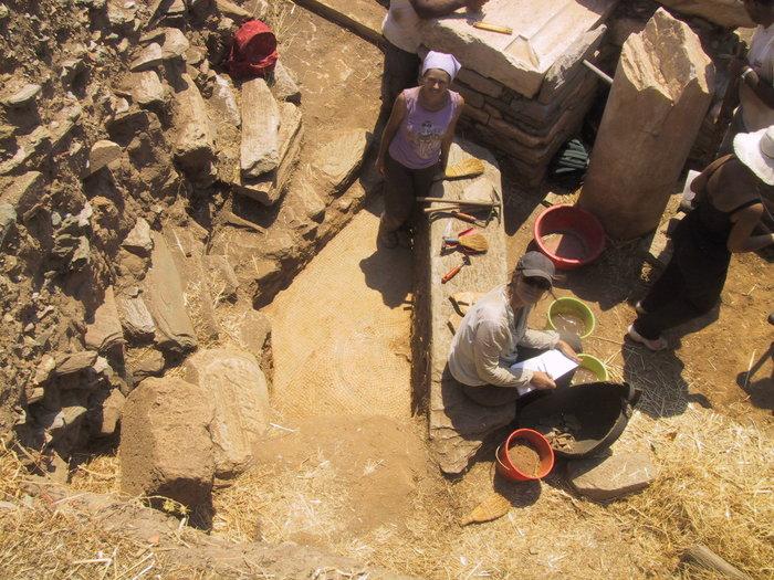 Ανασκαφές στην Παλαιόπολη