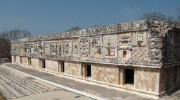 Το τρένο των Μάγια απειλεί τις σπάνιες αρχαιότητες στο Μεξικό