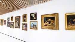 Νέο μουσείο αφιερωμένο στους σκύλους ανοίγει τις πύλες του στη Νέα Υόρκη