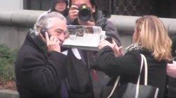 Έξαλλος ο Ρόμπερτ ντε Νίρο με τον οδηγό του [βίντεο]