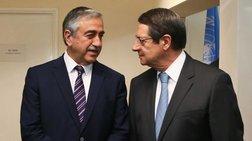 Συνάντηση Αναστασιάδη-Ακιντζι στις 26 Φεβρουαρίου