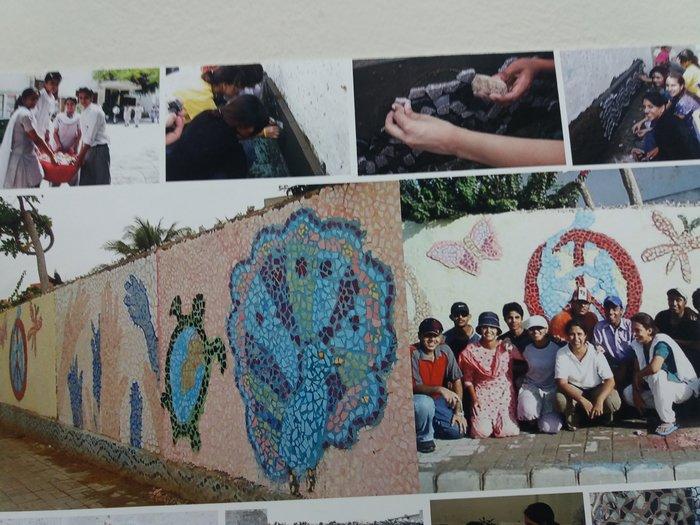 Χανιά: Παιδιά από όλο τον κόσμο ζωγραφίζουν για την ειρήνη - εικόνα 3