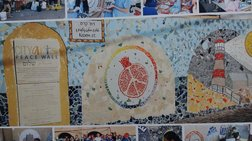 Χανιά: Παιδιά από όλο τον κόσμο ζωγραφίζουν για την ειρήνη