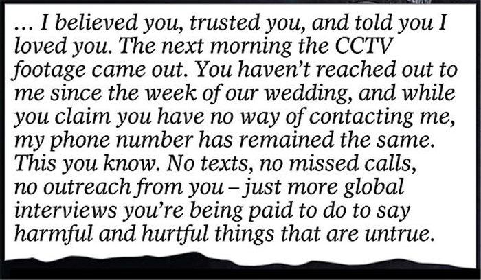 Το γράμμα της Μαρκλ στον πατέρα της: «Mου προκαλείς τόσο πόνο...» [Φωτο] - εικόνα 9