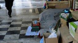 Πάνω από 100 οι άστεγοι στη Ρόδο