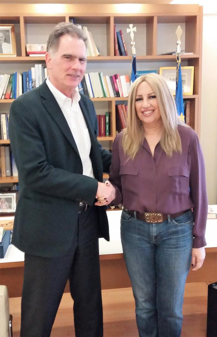 Και επισήμως Νίκος Παπανδρέου στο ευρωψηφοδέλτιο του ΚΙΝΑΛ