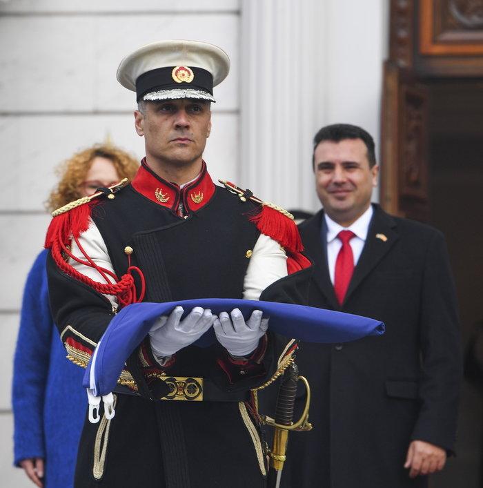 Εστάλη στα Σκόπια η ρηματική διακοίνωση της Ελλάδας