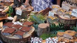 Ξεχάστε τον Βαλεντίνο, έρχεται το Φεστιβάλ Σοκολάτας στο Γκάζι