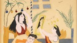 Οι στίχοι του Σεφέρη πηγή έμπνευσης για την ελληνική ζωγραφική