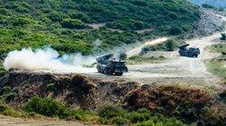 Έκρηξη σε στρατιωτική άσκηση στο Κιλκίς - χωρίς τραυματίες