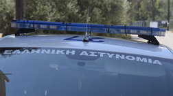 Πολλαπλή καραμπόλα στην εθνική οδό προς Χαλκιδική, μία τραυματίας