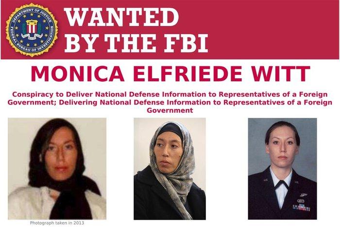 Μόνικα Γουίτ: Η αμερικανίδα πράκτορας που έγινε μαχήτρια του ISIS