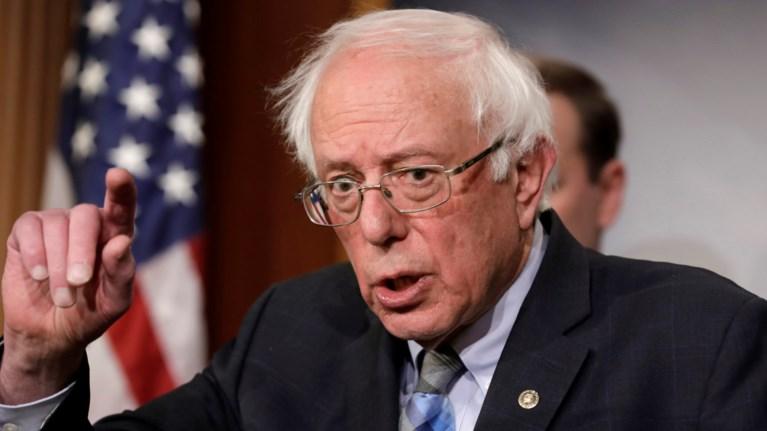 Μπέρνι Σάντερς: Στην κούρσα για τις προεδρικές κάλπες του 2020
