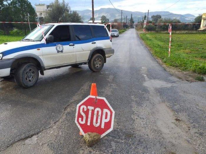 Τέσσερις αγνοούμενοι στην Κρήτη- Το ΙΧ παρασύρθηκε από ρέμα - εικόνα 3