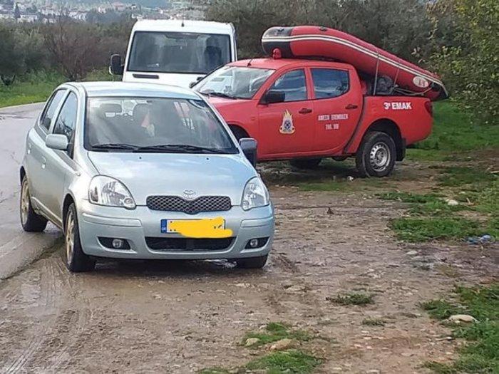 Τέσσερις αγνοούμενοι στην Κρήτη- Το ΙΧ παρασύρθηκε από ρέμα - εικόνα 4