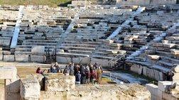 Το 2022 θα παραδοθεί το έργο του αρχαίου θεάτρου της Λάρισας