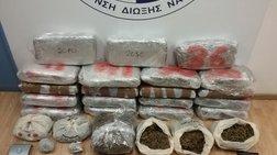 Καλλιθέα: Τρεις συλλήψεις για διακίνηση ναρκωτικών
