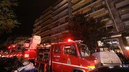Πυρκαγιά σε διαμέρισμα στην Κυψέλη, στο νοσοκομείο μητέρα και παιδί