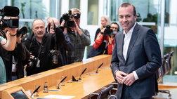 Νέο γκάλοπ: Χαμηλή η αποδοχή της υποψηφιότητας Βέμπερ για την Κομισιόν