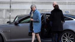 Brexit: Επιστρέφει την Τετάρτη στις Βρυξέλλες η Μέι-Συνάντηση με Γιούνκερ