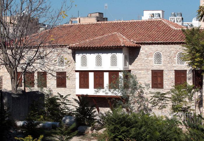 Το πατρικό της, το παλαιότερο σπίτι των Αθηνών