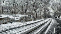 ICE-ICE Baby! Συμβουλές για ασφαλή χειμωνιάτικα και ανοιξιάτικα ταξίδια