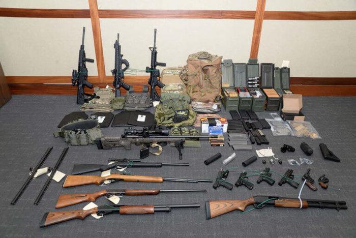 ΗΠΑ: Αξιωματικός της ακτοφυλακής σχεδίαζε φόνους Δημοκρατικών (φωτό) - εικόνα 2