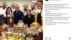 Βόλφγκανγκ Πακ:Ο σταρ των σεφ στις κουζίνες των Οσκαρ επί 25 χρόνια