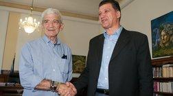 Θεσσαλονίκη: Ο Μπουτάρης στηρίζει Γιώργο Ορφανό για δήμαρχο