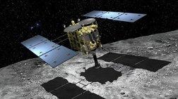 Το Hayabusa 2 προσγειώθηκε στον αστεροειδή Ριούγκου