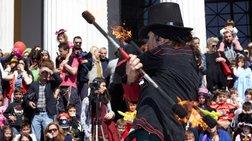 Γιορτάστε τις Απόκριες: Ολες οι δωρεάν εκδηλώσεις στην Αθήνα