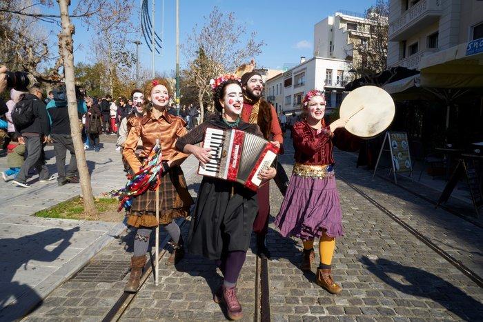 Γιορτάστε τις Απόκριες: Ολες οι δωρεάν εκδηλώσεις στην Αθήνα - εικόνα 4