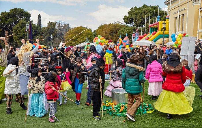 Γιορτάστε τις Απόκριες: Ολες οι δωρεάν εκδηλώσεις στην Αθήνα - εικόνα 3