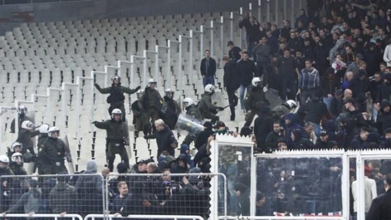 Βαριά καμπάνα στην ΑΕΚ από την UEFA αλλά με αναστολή