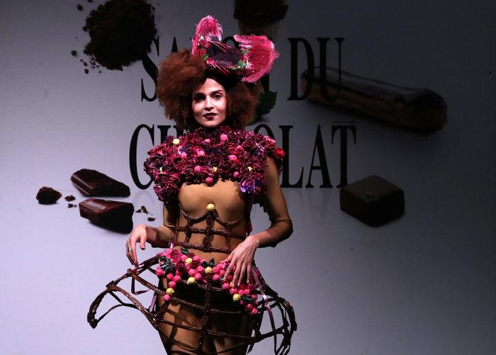 Salon du Chocolat: 13 σύνολα φτιαγμένα από... σοκολάτα - εικόνα 2