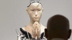 Ρομπότ κάνει... κήρυγμα συμπόνιας σε ναό Βουδιστών
