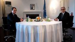 Συνάντηση Αναστασιάδη - Ακιντζί: Σε θετικό κλίμα αλλά χωρίς συγκλίσεις