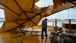 Σοβαρές ζημιές στο Ρέθυμνο: Η επόμενη ημέρα της κακοκαιριάς