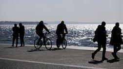 Έρευνα: Τι κάνουν οι Θεσσαλονικείς όταν κατεβαίνουν «παραλία»;