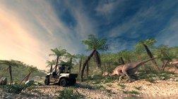 Τα παιδιά μαγεύονται από τον τρομερό  κόσμο των δεινοσαύρων