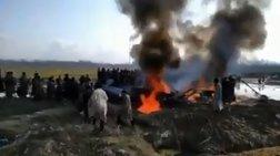 Το Πακιστάν κατέρριψε δύο ινδικά αεροσκάφη πάνω από το Κασμίρ