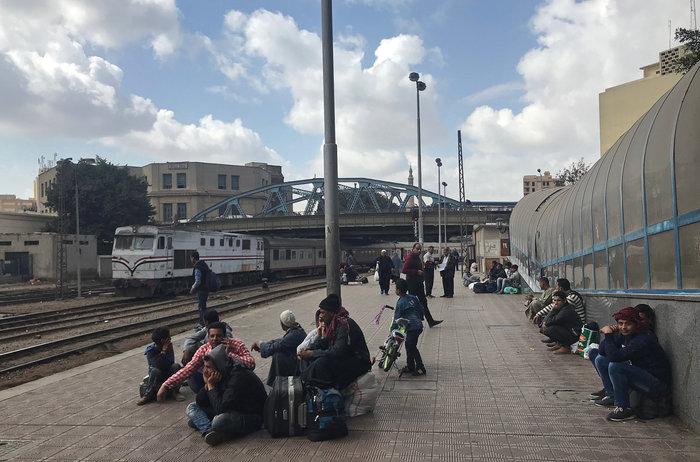 Κάιρο: 25 νεκροί, 50 τραυματίες από φωτιά στον σταθμό τρένων