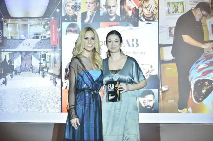 Ντορέττα Παπαδημητρίου, παρουσιάστρια & ηθοποιόςΒάγια Στραβαρίδου, Brand Manager notos & notoshome
