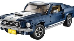 Συνεργασία Ford και Lego για το θρυλικό Mustang του 1967