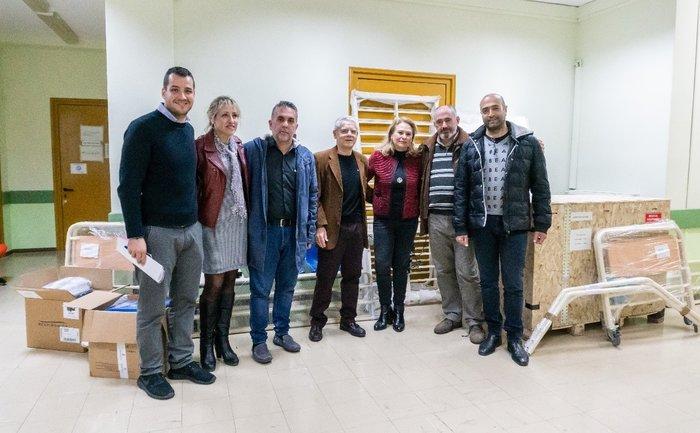 Ομιλος ΕΛΠΕ: Εξόπλισε Κέντρα Υγείας σε Ιθάκη και Κεφαλλονιά