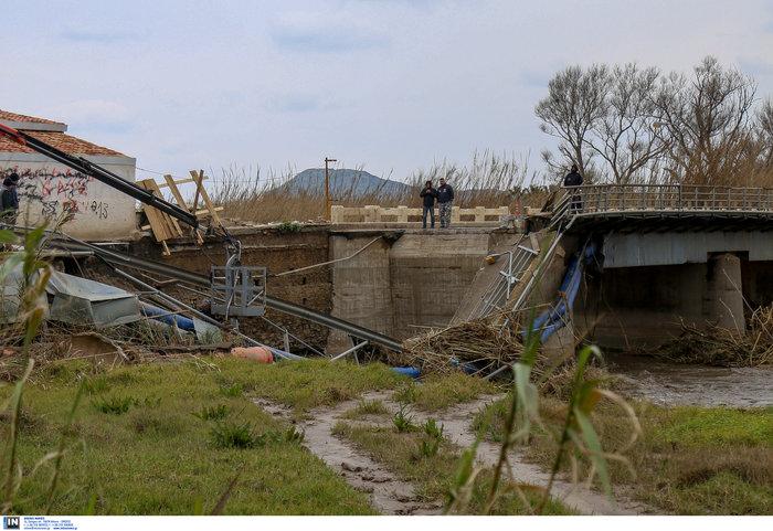 Κρήτη: Εικόνες καταστροφής από drone - Ξεκίνησαν οι εργασίες αποκατάστασης - εικόνα 3
