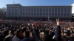Αποδοκιμάζει τις ενέργειες της αλβανικής αντιπολίτευσης το Ευρωκοινοβούλιο