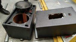 Βρέθηκαν κομμάτια  μούμιας σε ηχείο στο αεροδρόμιο
